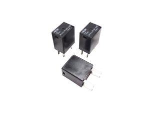 Details about 3X 12v 4 Pin Micro Relay SPST 35 amp ISO 280 Automotive on