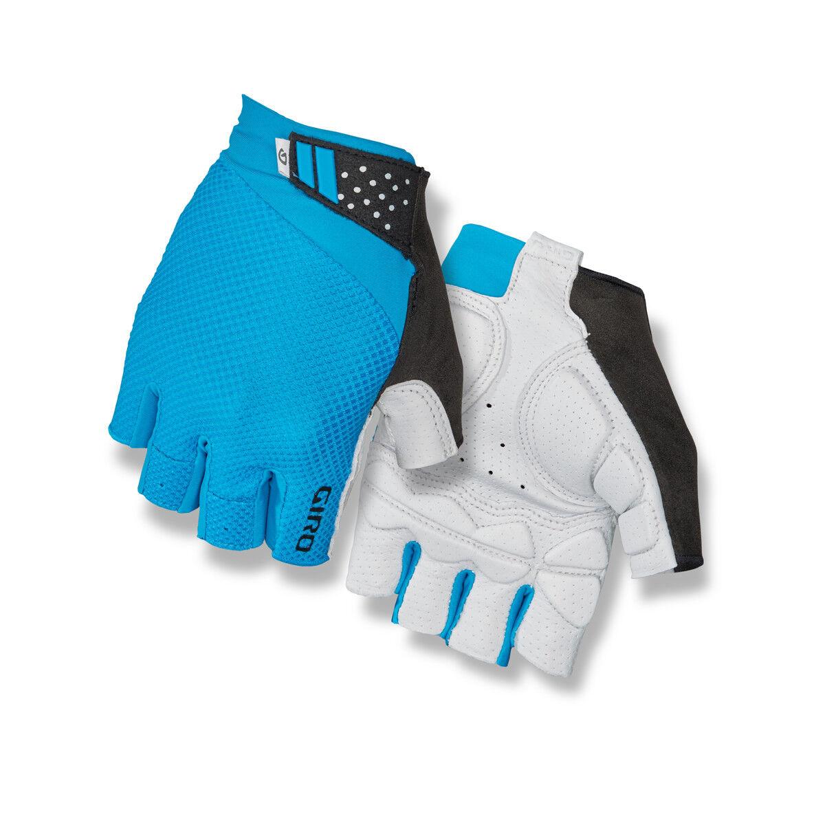 Giro Monaco II Gel Fahrrad Handschuhe kurz blau 2018