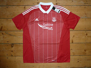 Aberdeen-Football-Chemise-Taille-XXXL-2016-17-Domicile-adidas-Jersey-BNWT
