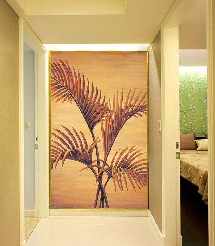 3D Banana Leaves 875 Wall Paper Murals Wall Print Wall Wallpaper Mural AU Kyra