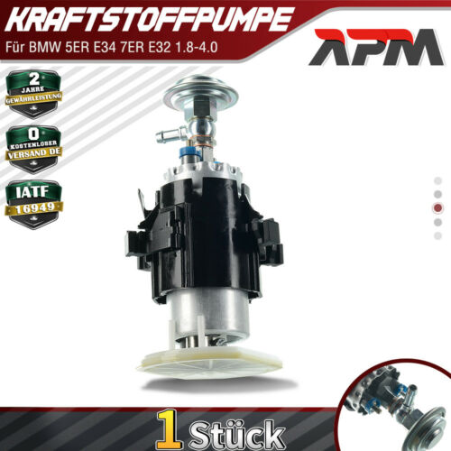 Pompe à Carburant Pompe à essence pour BMW e34 518 520i 535i 540i 730i m5 1.8-3.8l