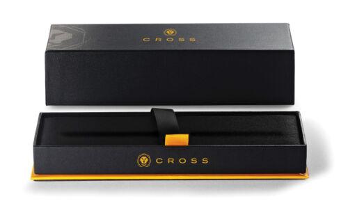 CROSS Calais Kugelschreiber /& Füllfederhalter Set Chrome  ATO117-1MS