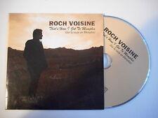 ROCH VOISINE : THAT'S HOW ? GOT TO MEMPHIS [ CD SINGLE PORT GRATUIT ]