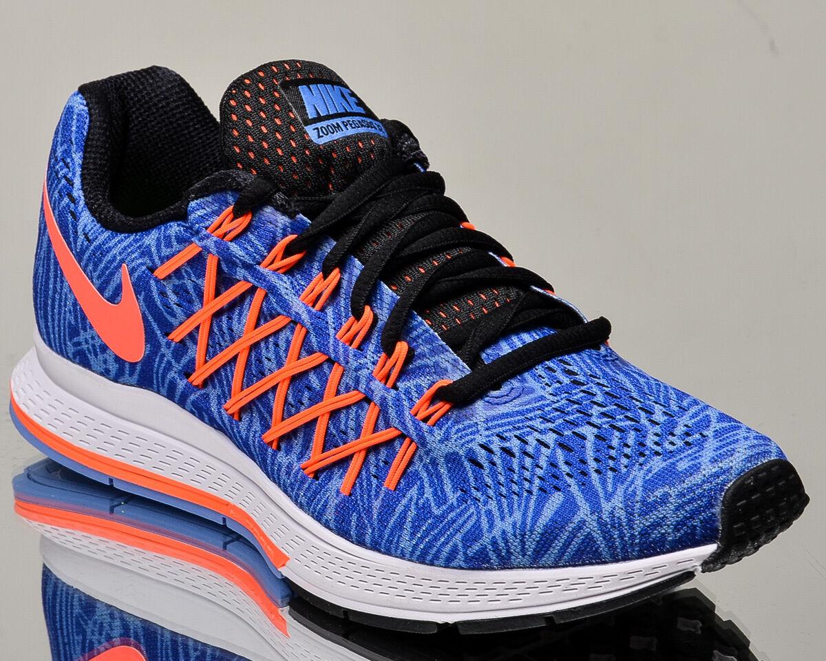 Nike femmes 32  Air Zoom Pegasus 32 femmes Print Femme running run Baskets NEW racer Bleu 221fbc