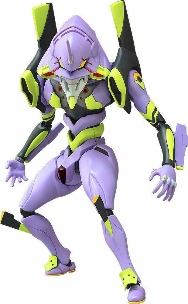Parfom EVANGELION Evangelion Evangelion Evangelion Unit 01 140mm Action Figure w  Tracking NEW 6a3