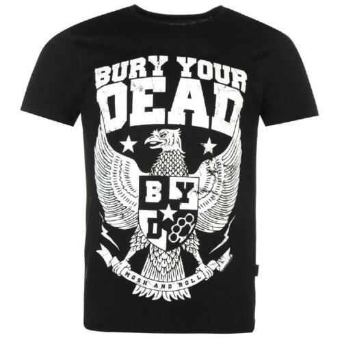 Bury Your Dead T-Shirt T shirt Tshirt Kurzarm Herren Top 8090