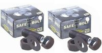 Buy Two Real Steel Diversion Nut,washer & Bolt Spy Safe Stash 3/4x 3 1/8 Long