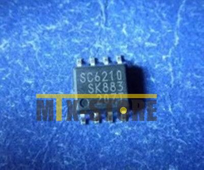 2PCS SANKEN SC6210 SOP LED Light Management Unit Charge