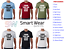Custom-Printed-Personalised-Mens-T-Shirt-S-to-2XL-Add-logo-and-Text