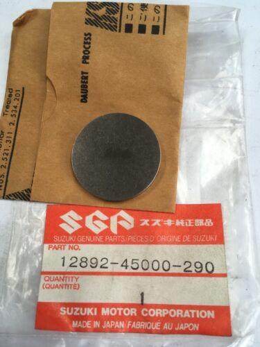 NOS Genuine Suzuki GS1000S Valve Tappet Shim 12892-45000-290