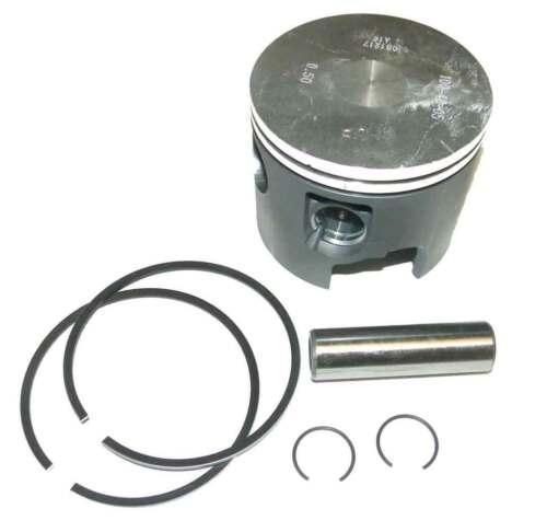 """704-826191A4 100-40K Piston Kit Mercury 75-125HP 94-04 Looper 3.500/"""" STD"""
