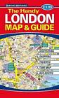 The Handy London Map & Guide by Bensons MapGuides (Paperback, 2016)
