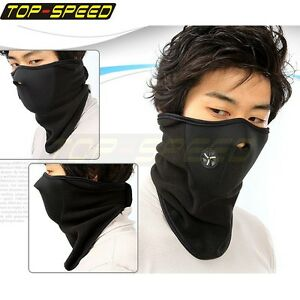 Ski Face Mask Cover Hat Cap Motorcycle Thermal Fleece Balaclava Winter NEW
