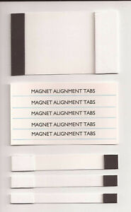 CRT-Yoke-Strip-Magnet-Card-Tabs-for-Wells-Gardner-and-any-Color-Convergence-Tube