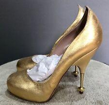 Vivienne Westwood Drama Court Shoes Rare Sample Size: UK4 BNIB