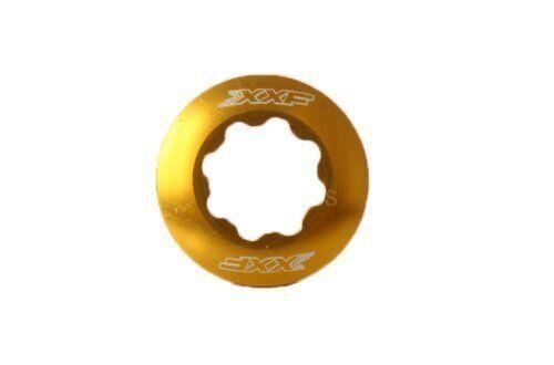 XXF Crankset Crank Arm Fixing Bolt Screw CNC oro For SHIuomoO XTR DEORE nuovo