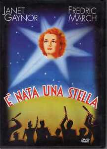 E-039-NATA-UNA-STELLA-Janet-Gaynor-FREDRIC-MARCH-DVD-made-in-USA