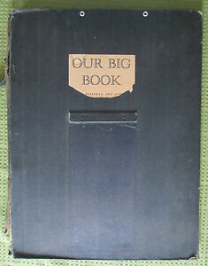Vintage-Dick-and-Jane-Our-Big-Book-Teacher-039-s-Over-Sized-Scott-Foresman-1951