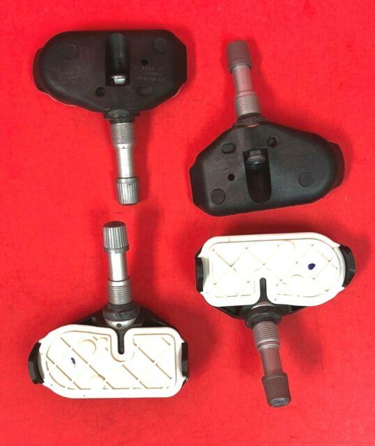 Set of 4 TPM106A TPMS Sensor-Tire Pressure Monitoring System Sensor fits Honda