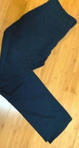 New Mens Iron Co Pants Classic Comfort Fit Straight Leg Tan Gray Navy 34 36 40