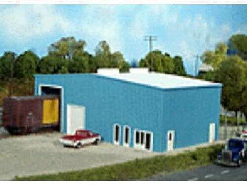 Spur H0 -- Bausatz Distributions Center --  10 NEU