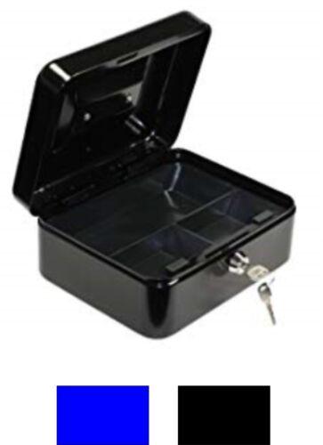 BASI® Geldkassette m Zähleinsatz Euro-Geldkassette GK 10 Kassenbox blau//schwarz