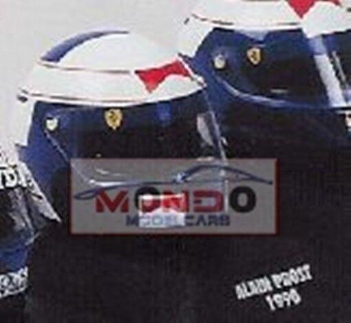 Casco A. Prost 1990 Minichamps 517381001 1:8 1:8 1:8 Modellino 836ce7
