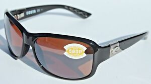 ca1822f985 Image is loading COSTA-DEL-MAR-Inlet-580P-POLARIZED-Sunglasses-Womens-