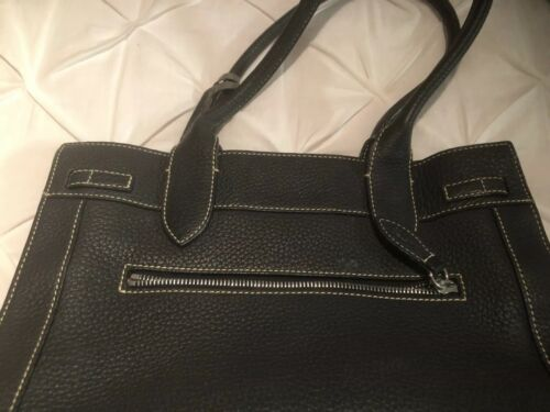 Purse Black 1975 en Original Dooney Bourke mwnyvNO80