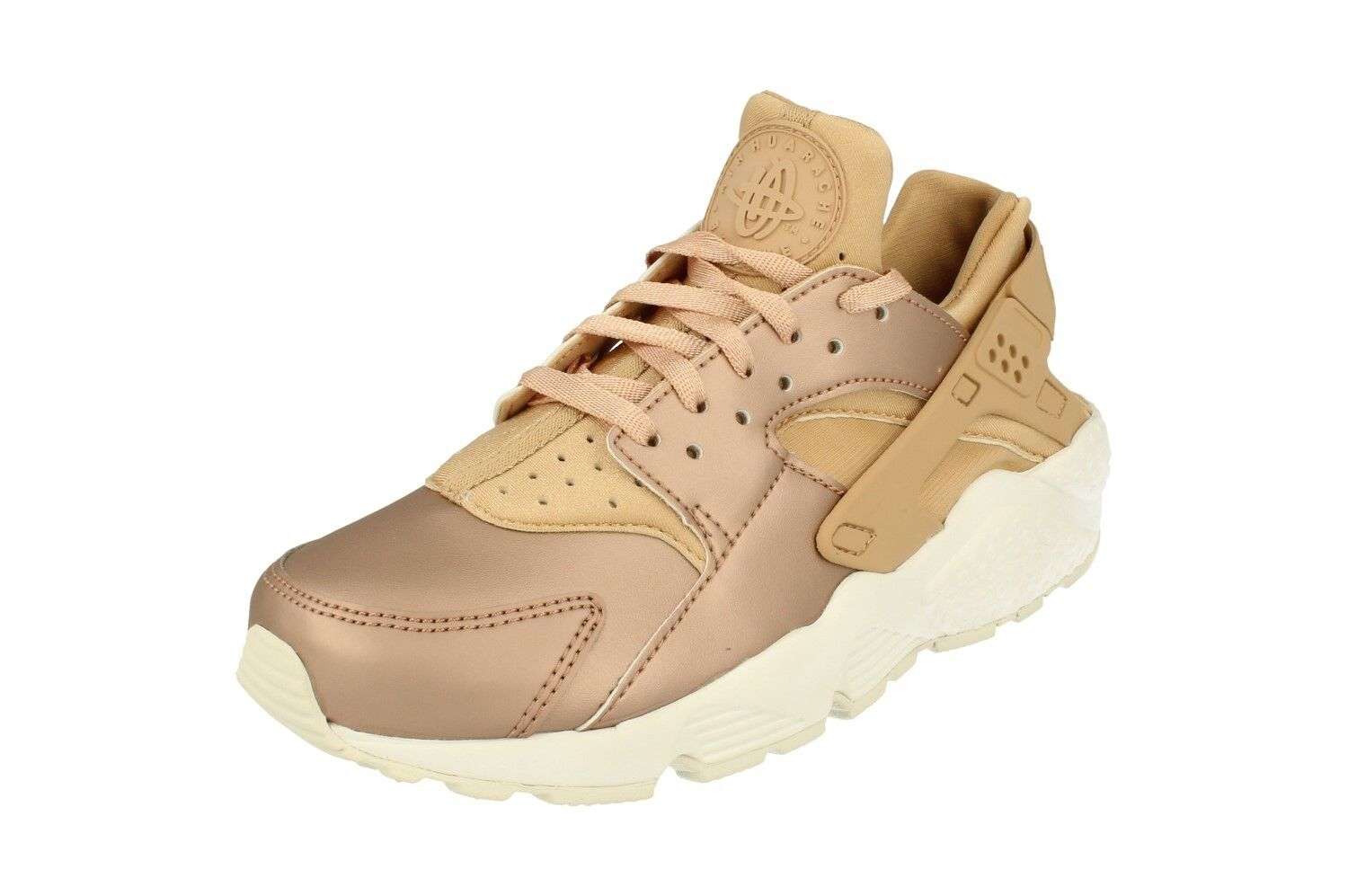 Nike Womens Air Huarache Run Aa0523 PRM Txt Running Trainers Aa0523 Run Sneakers Shoe 200 25b6b0