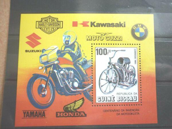 Guinée-bissau 1 Bloc ** De 1985 Michelwert 7,00 € Prix RéDuctions