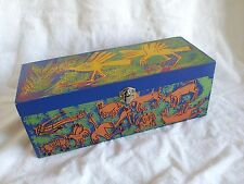 Jose Cuervo box Tequila Reserva De La Familia Collector Box 2002 Luis Zárate