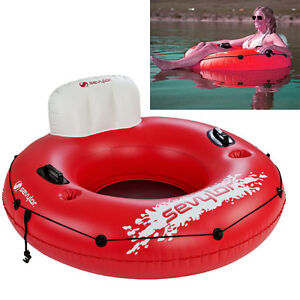 Sevylor River Tube Coleman Water Lounge Chair Inflatable