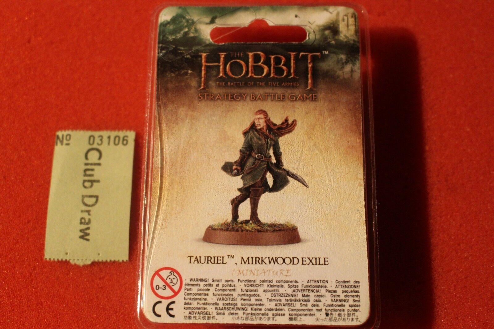 prezzo basso giocos lavoronegozio Lo Hobbit Tauriel Bosco Atro esilio esilio esilio il signore degli anelli lotr elfico NUOVO  qualità di prima classe