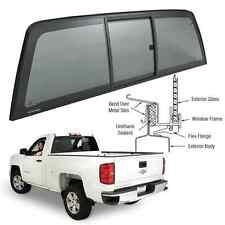 2014 - 2015 Chevy Silverado/GMC Sierra 1500 Back Slider Solar Privacy Glass