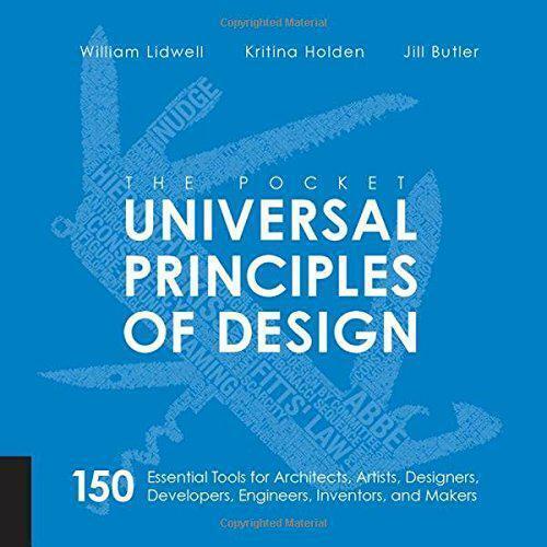 The Pocket Universal Principes De Design: 150 Essentiel Tools Pour Architects, A