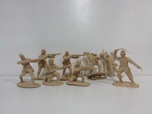 Conte-Zulu-Wars-British-24th-Foot-8-Figures-Set-2-New-Unplayed-1-32-54mm