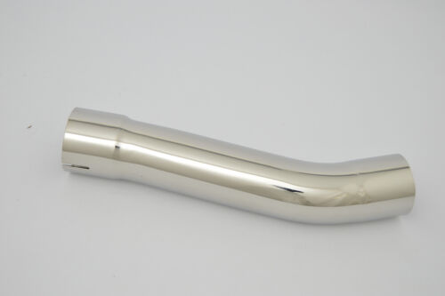 Yamaha XJR1300 Exhaust 07-18 SP Diabolus Stainless Steel Round XLS Carbon Outlet