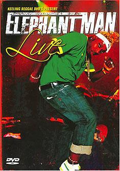 1 of 1 - ELEPHANT MAN LIVE - DVD - REGION 2 UK