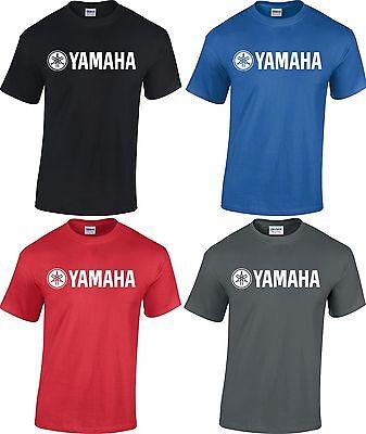 Yamaha t-shirt yz 85 125 250 450 600 R1 R6 motocycle T shirt tee FREE SHIPPING