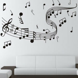 Musical-Notes-DIY-Removable-Wall-Sticker-Wall-Decals-Mural-Vinyl-Home-Decoration