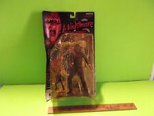 "Movie Maniacs A Nightmare on Elm Street Creepy Freddy 7""in Figure  ""Card Bent"""