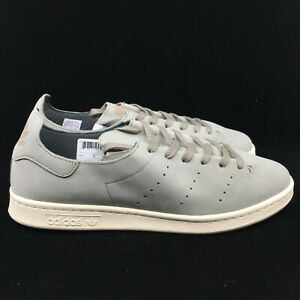 d2292f69ad Adidas Stan Smith Leather Sock BB0007 Gray White Originals Boost | eBay