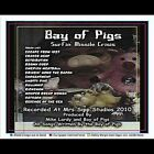 Surfin' Missle Crisis by Bay of Pigs (CD, Nov-2010, CD Baby (distributor))