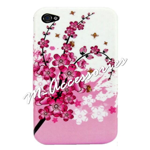 STYLISH PRINTED SILICONE GEL CLIP ON CASE COVER SKIN FOR VARIOUS MOBILE PHONES