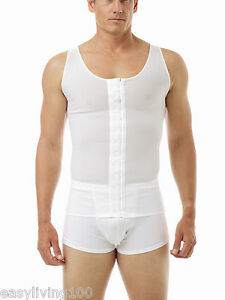 GYNECOMASTIA-POST-SURGICAL-EXTRA-COMPRESSION-VEST-SHIRT
