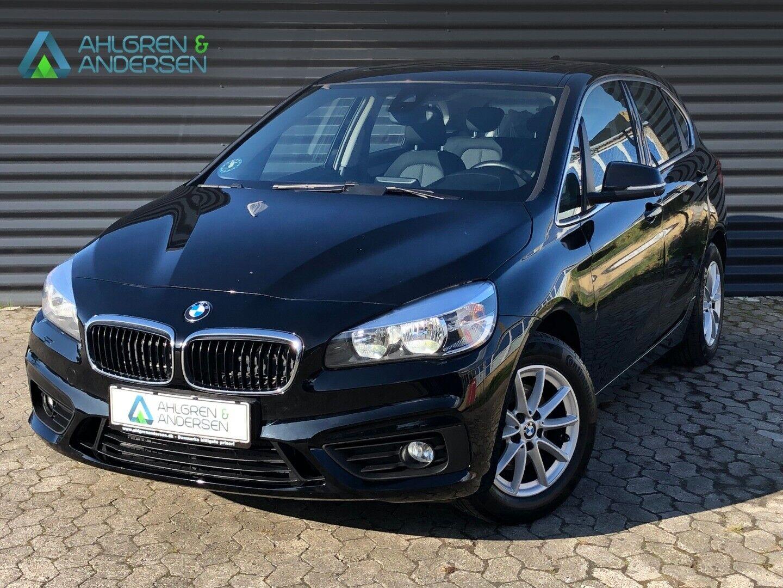 BMW 218d 2,0 Active Tourer Advantage 5d