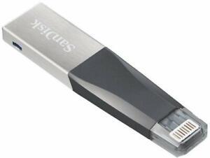 64GB-SanDisk-USB-3-0-Unidad-Flash-Pen-iXpand-Mini-para-iPhone-6-7-8-10-11-Ipad