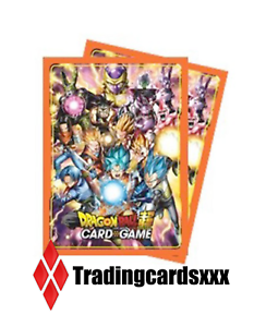 ♦dragon Ball Super♦ 65 Protèges Cartes Standard Ultra Pro All Stars Yrrok6jh-08001240-481887007