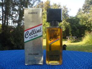 "FABERGE "" Cellini "" . FOR MEN . Cologne . 100 ml . Vintage . - Lehrte, Deutschland - FABERGE "" Cellini "" . FOR MEN . Cologne . 100 ml . Vintage . - Lehrte, Deutschland"